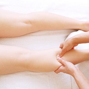 脚のアロマテラピー